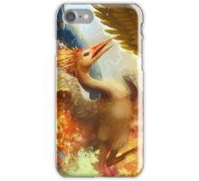 Legendary Bird Trio iPhone Case/Skin
