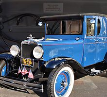 1929 Chevrolet Panel Truck by WildBillPho