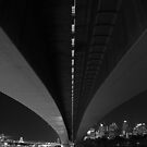 Under the bridge by CezB