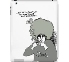 If You Don't Win... iPad Case/Skin