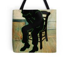 Vincent Van Gogh Modernized Tote Bag