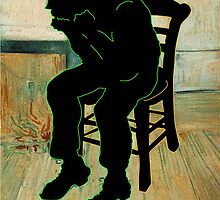 Vincent Van Gogh Modernized by lastdecenturl