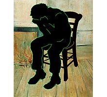 Vincent Van Gogh Modernized Photographic Print