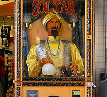 Zoltar  by LGLProduction