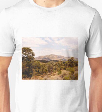 Desert Brush Unisex T-Shirt