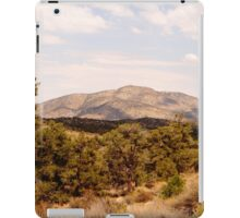 Desert Brush iPad Case/Skin