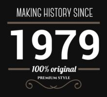 Making history since 1979 by JJFarquitectos