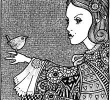 Princess Florence by Anita Inverarity