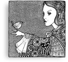 Princess Florence Canvas Print