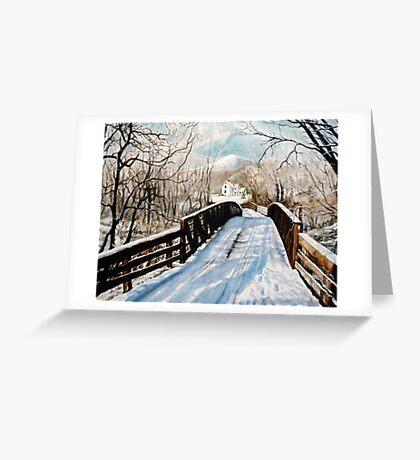 The Christmas Homecoming Greeting Card