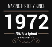 Making history since 1972 by JJFarquitectos