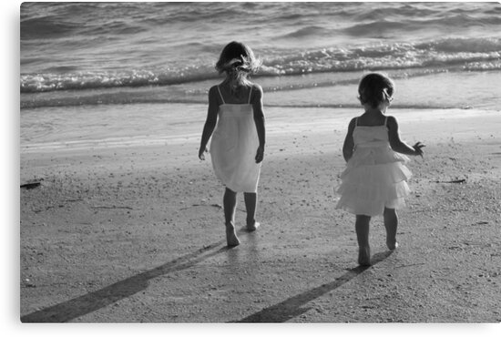When sisters stand shoulder to shoulder, who stands a chance against us?  by Missy Yoder