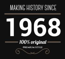 Making history since 1968 by JJFarquitectos