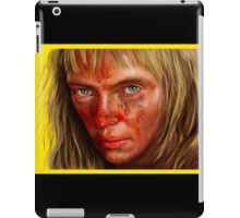 Kill Bill iPad Case/Skin