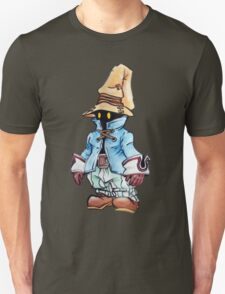 Final Fantasy 9 Vivi in Pastel &Colour Pencil Unisex T-Shirt