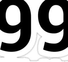 Making history since 1998 Sticker