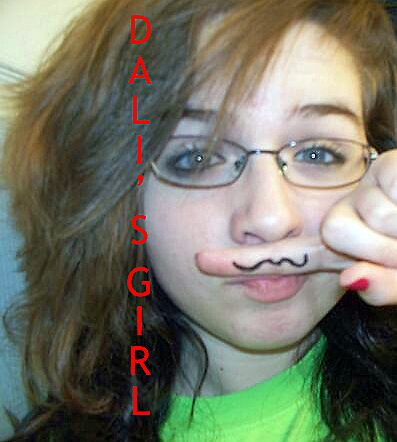 MISSION MONDAY: DALI'S GIRL by izzybeth
