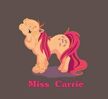 My little Pony Miss Carrie Womens Fitted T-Shirt