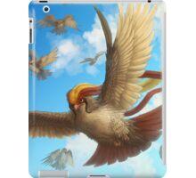 Pidgeot iPad Case/Skin