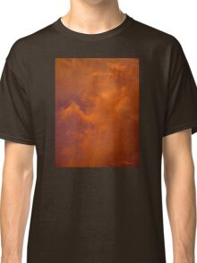 Florida dragon storm clouds Classic T-Shirt