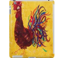 Decolores Rooster iPad Case/Skin