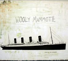 Wooly Mammoth by Joshua Rex