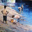 Crabbing by Diko