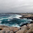 Peggy's Cove, Nova Scotia - Panorama by Stephen Beattie