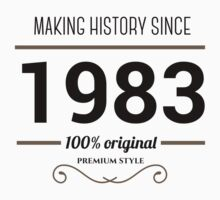 Making history since 1983 by JJFarquitectos