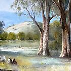 River Gums 2 by Diko