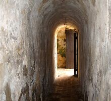 Light at the End of the Tunnel by Tina Cacho