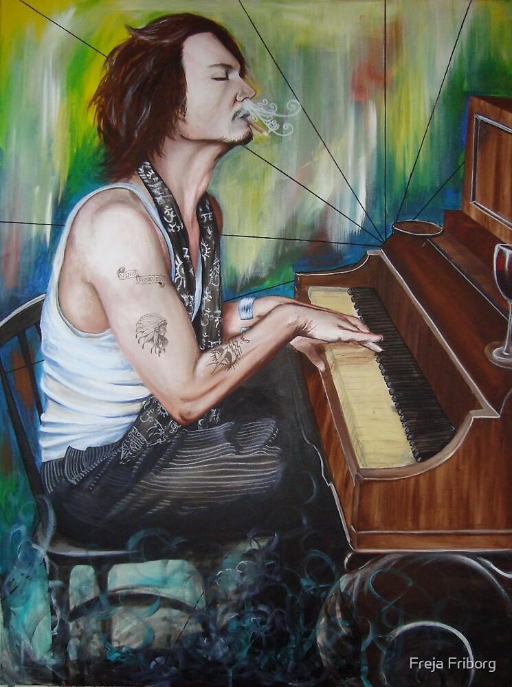 JD Piano by Freja Friborg