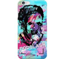 PodSlash Leatherface!  iPhone Case/Skin