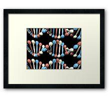 Patriot DNA Framed Print