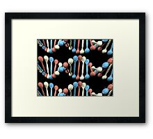 Patriot DNA Framed Print