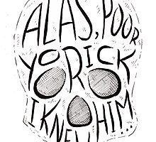 Alas, Poor Yorick by ellypop