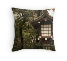 peacefulness Throw Pillow