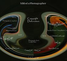 """"""" MRI of a Photographer """" by CanyonWind"""