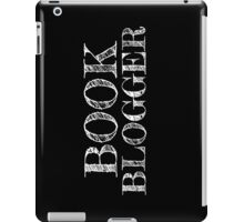 Book Blogger iPad Case/Skin