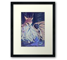 vicar amelia boss fight Framed Print