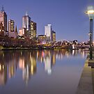 An Evening @ the Yarra by Alistair Wilson