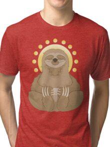 Tranquility Sloth Tri-blend T-Shirt