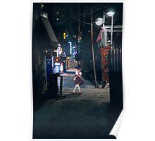Monogatari – Nadeko Street Poster