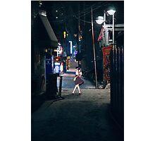 Monogatari – Nadeko Street Photographic Print