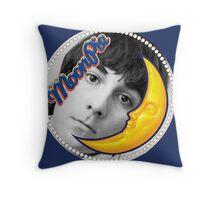 Keith MoonPie Throw Pillow