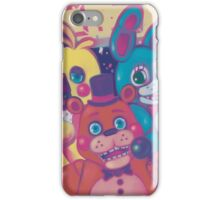 five nights at freddys 2 iPhone Case/Skin