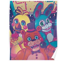 five nights at freddys 2 Poster