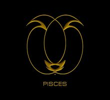 The Pisces Zodiac Sign by Vy Solomatenko