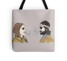 Margot and Richie Tenenbaum Tote Bag