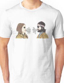 Margot and Richie Tenenbaum Unisex T-Shirt